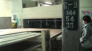 Продольно-резательная  машина UFY-200 (после 5 лет работы)(Видео работы продолно-резательный машина UFY-200 гофроагрегата GT. Техническое описание: 1) Рабочая ширина:..., 2012-03-05T09:27:14.000Z)