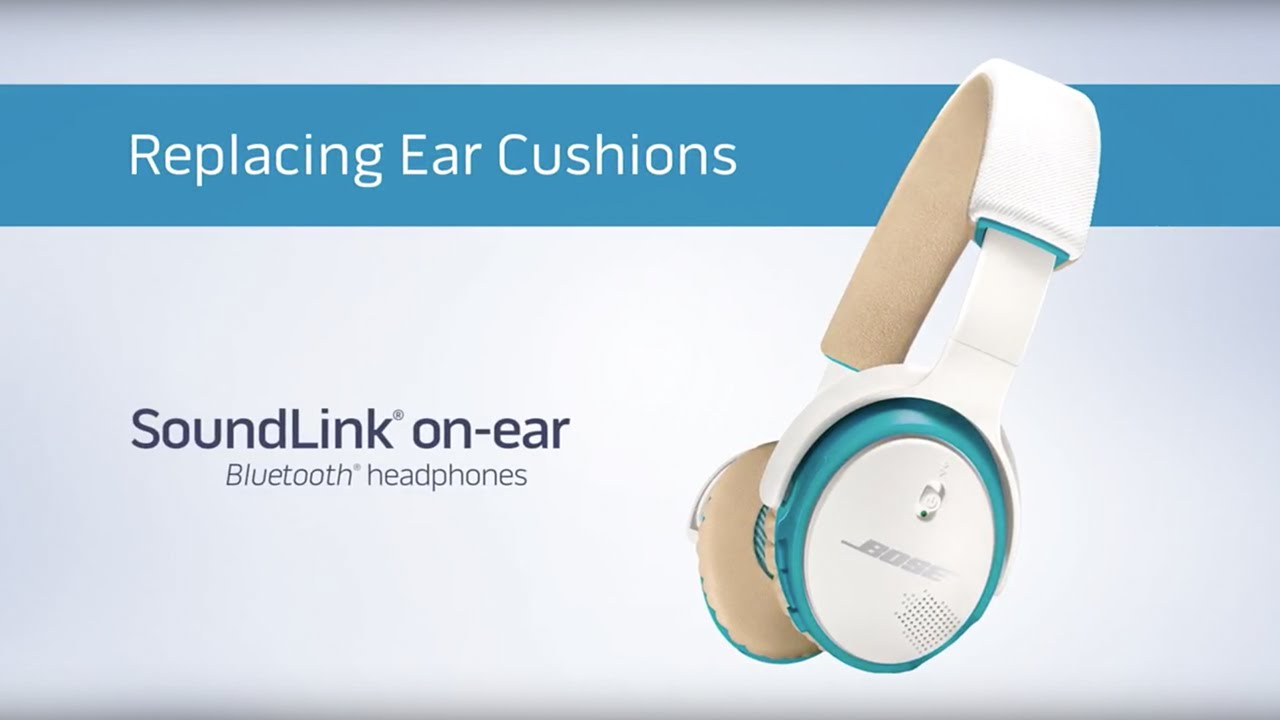 Ear Cushion Replacement Video Included
