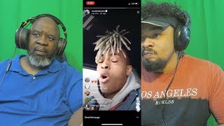 Dad Reacts to XXXTentacion Dead at 20 - (R.I.P. XXXTentacion)