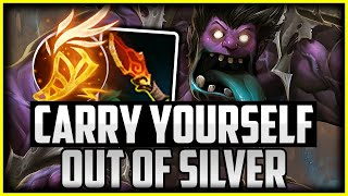 Carry Yourself Out Of LOW ELO | How to Carry Your Team With Mundo Jungle Season 11 League of Legends