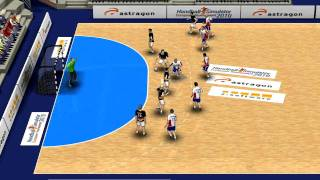 Handball-Simulator 2010: European Tournament Trailer