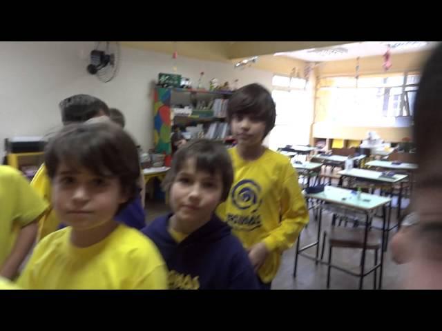 Vídeos sobre a escolha da Casa Nova da Trilhas!  4º ano
