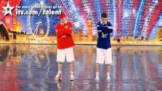 Twist and Pulse - Britains Got Talent 2010 - Auditions Week 5
