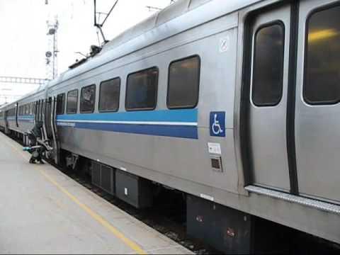AMT 406 Deux-Montagnes Bombardier electric train