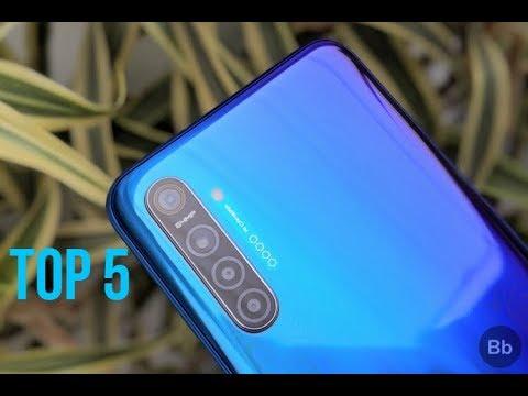 Top 5 Best Mid-Range Smartphones For $300-$400 (Phones Under $500 2019-2020)