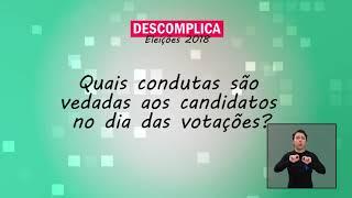 Eleições 2018 - Conduta no dia das votações