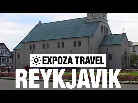 Reykjavik (Iceland) Vacation Travel Video Guide