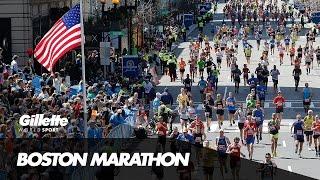 Inspiring a City - The Boston Marathon | Gillette World Sport
