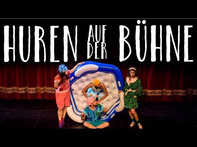 Hurenschnack - St Pauli und die Sexarbeit auf der Bühne