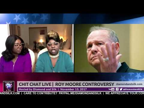 Chit Chat LIVE | Roy Moore; Should He Step Down or Was He Set Up?