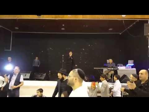 הזמר החרדי הענק - אלירן דרעי ● מופע בר מצווה