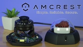 Amcrest 8MP - 4K - PoE IP Security Camera Dome Review