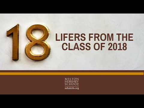 Milton Hershey School Lifers of 2018