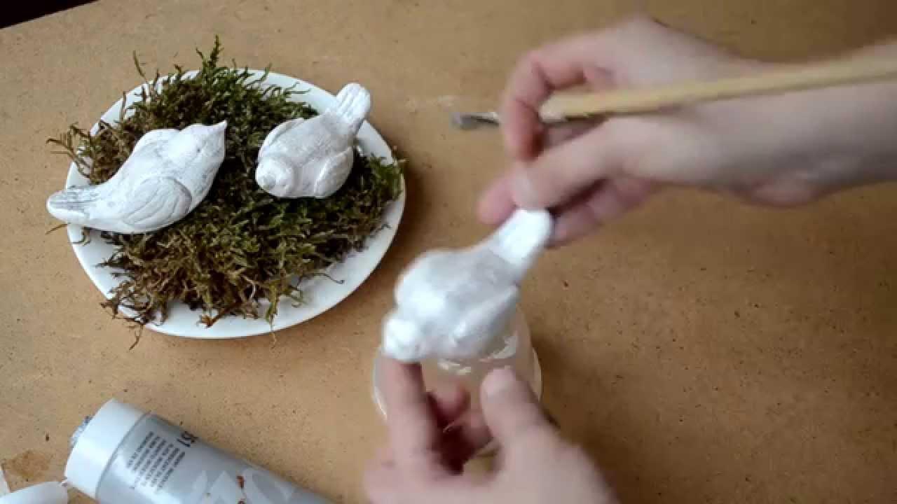 Новогодний сувенир из солёного теста своими руками 34