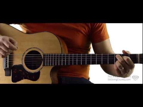 Radio - Guitar Lesson and Tutorial - Darius Rucker