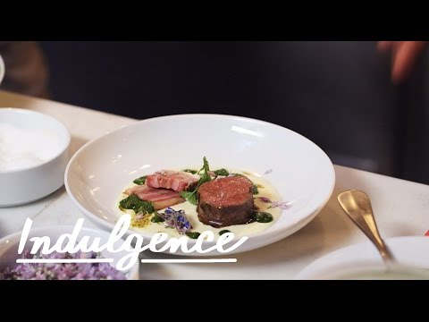 Marc Forgione's Innovative Lamb Vichyssoise Pairs Beautifully with Chinon