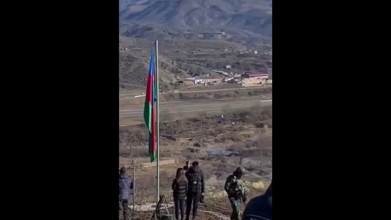 Qafan airprortu Azerbaycan ordusunun nezaretinde