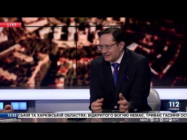 Подготовка к местным выборам. Анатолий Пешко, академик АЭН Украины, на 112, 06.09.2020.