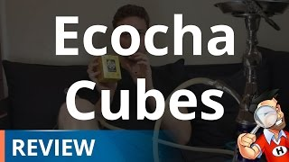 Ecocha Hookah Coal Cubes Review