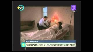 """Bergüzar Korel """"Sherezade fue como una luz en el camino"""""""