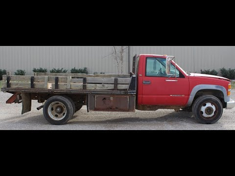 1995 Chevrolet Silverado 3500 HD Online at Tays Realty & Auction, LLC