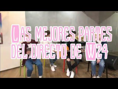 Howon habla español Mejores partes del Directo W24