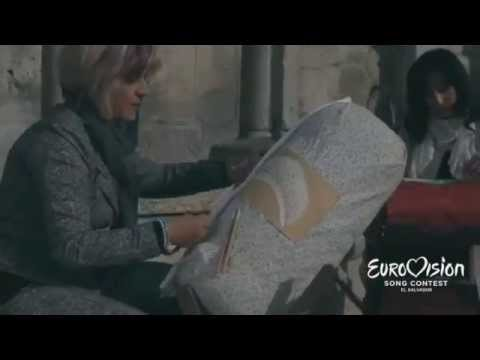 Anita Simoncini & Michele Perniola - Chain of Lights Eurovision 2015 (San Marino)