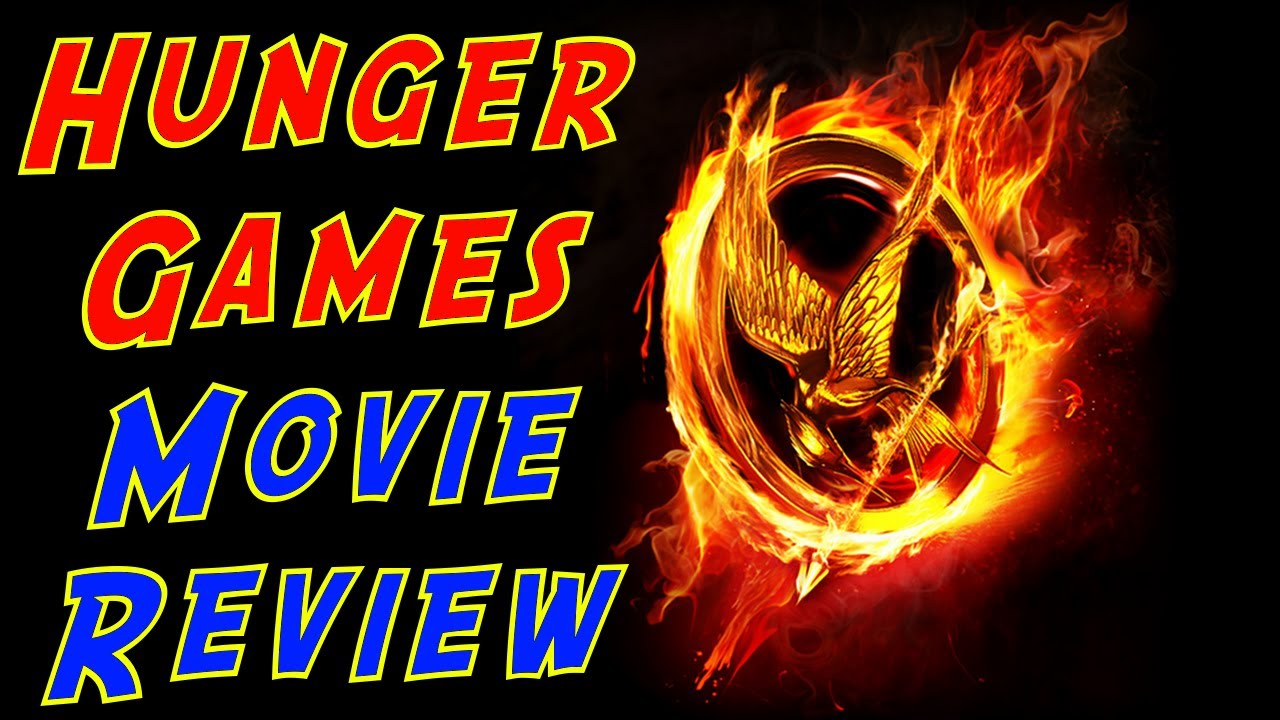 The Hunger Games 2012 Movie Review - YouTube