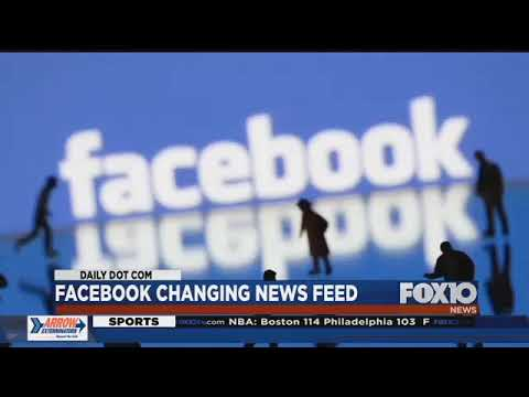 Facebook feed changes
