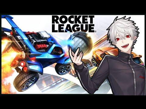 【ROCKET LEAGUE】ロケットリーグ【葛葉】