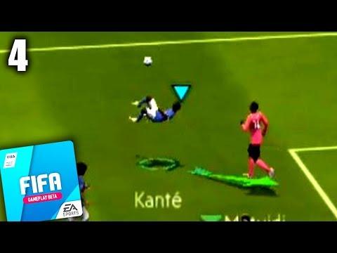 WTF! WAS EIN TOR! 😱🔥 FIFA 19 MOBILE Beta #4