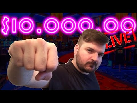 $10,000.00 100 Slot Machine 100,000 Subscriber Celebration Continues!