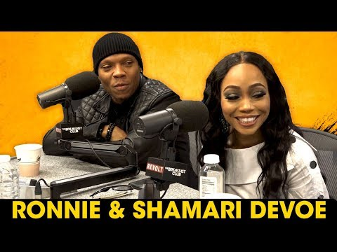 Uptown Angela - Ronnie & Shamari Talk Saving Marriage, RHOA,