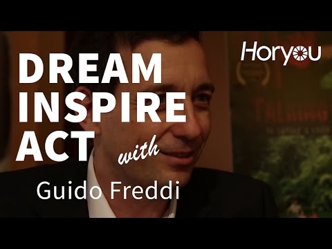Guido Freddi @ PARIS 2014 - talking to the trees- Dream Inspire Act