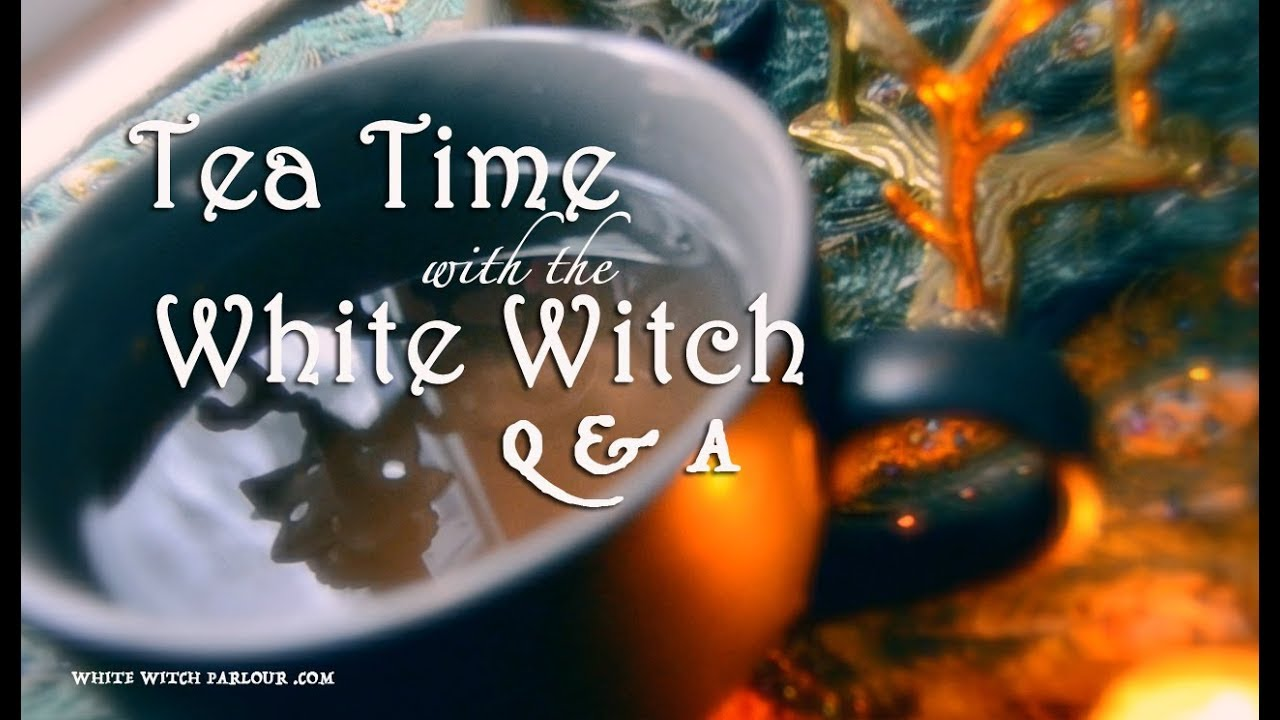 Tea Time with the White Witch  Q & A  Episode 5 ~ The White