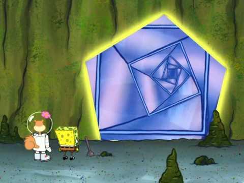 SpongeBob SquarePants SpongeShorts S101 u2022 E4 & SpongeBob SquarePants: SpongeShorts - Sandy the Dandy - YouTube