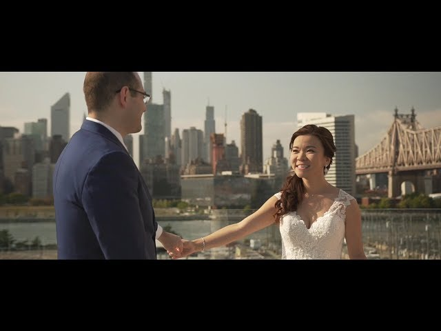 Angela + Derek | 2019 Same Day Edit from New York City Wedding Videographer at The Bordone LIC