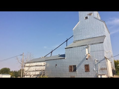 Campaign in Winnipeg to save 70-year-old grain elevator