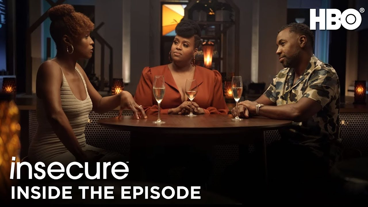 Download Insecure: 'Wine Down' with Issa Rae, Prentice Penny & Rothwell   Inside The Episode (S4 E4)   HBO