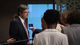 François Delattre (France) on the situation in the West Bank - Press Encounter (24 July 2017) thumbnail