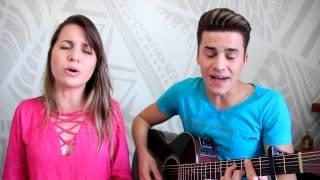 Mariana & Mateus - Amiga Linda - João Bosco & Vinícius (COVER)