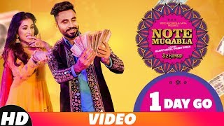 1 Day To Go |Note Muqabla| Goldy Desi Crew Ft Gurlej Akhtar| Releasing On 2nd Nov 2018