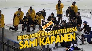 Preseason-haastattelu: Päävalmentaja Sami Kapanen