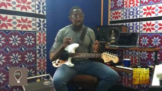 Play Along (Fancy Fingers) Guitar Tutorial - SURA YAKO