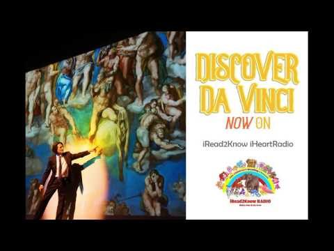 The Discover DaVinci Radio Show on iHeart Radio Episode 1
