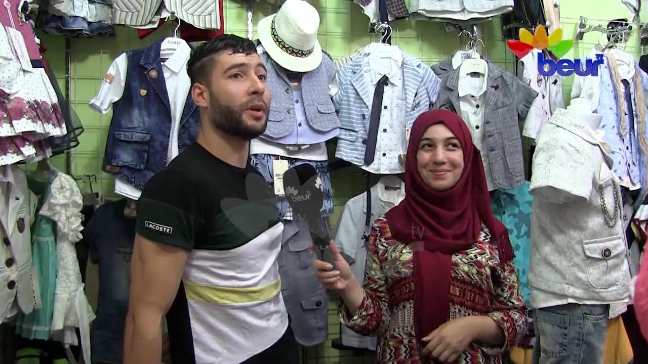 d4686d936 أسعار الملابس بسوق باب الزوار يوم 21/06/2017 - YouTube