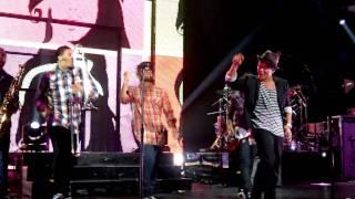 Bruno Mars Valerie - Brixton 23/10/11