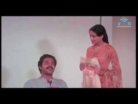 Chakravalam Chuvvannappol Movie  Mammootty & Sumalatha Best