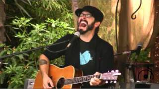 "Tony Lucca and Keaton Simons perform ""Pretty Things"" on By The Poolside"