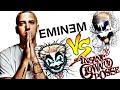 Eminem Fights the Insane Clown Posse {RECAP}